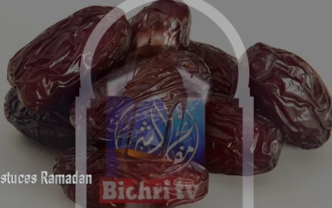 Astuces Ramadan   Dattes   Tandarma