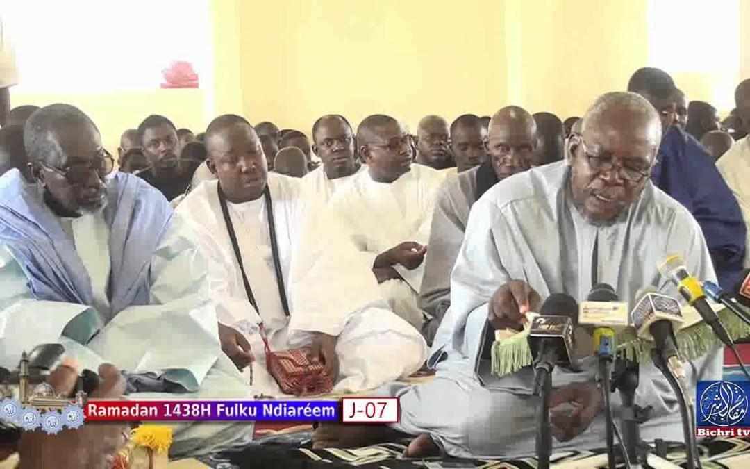 Foulkou Diourbel 2017 Serigne Khadim GADIAGA Jour 07 P01