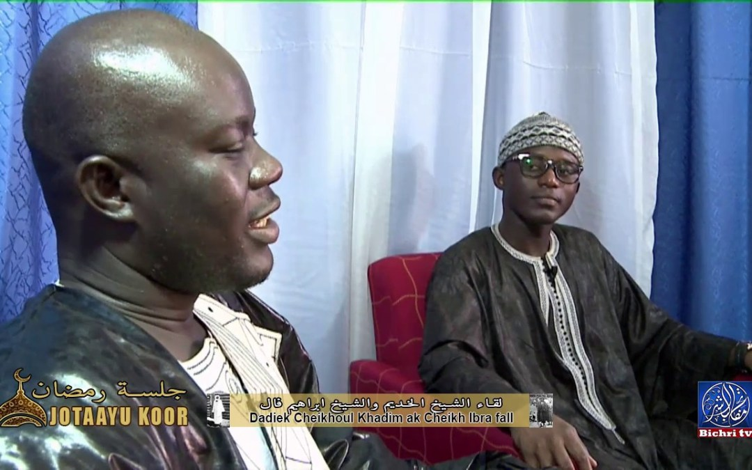 Jotaayu Koor, | 20e jour du ramadan | Theme : Serigne Touba ak cheikh ibra fall