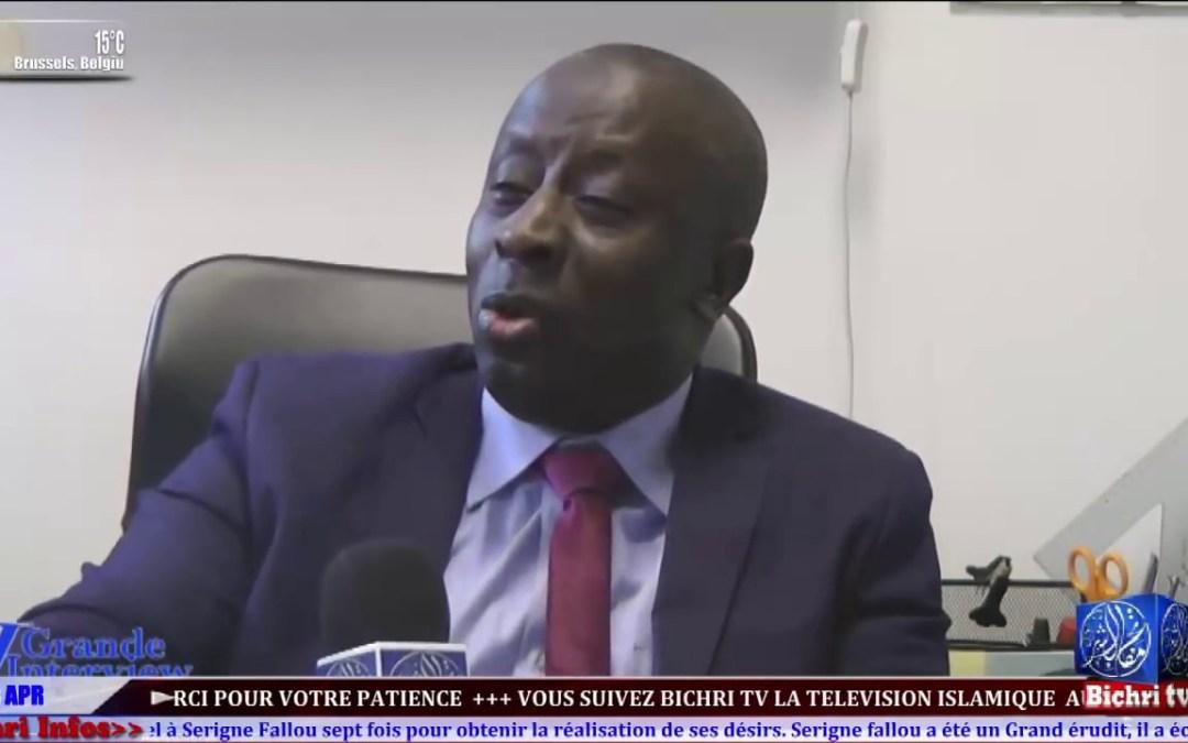 La Grande Interview: Serigne Wadane Diop reçoit Serigne Nango Seck de Bok Guis Guis