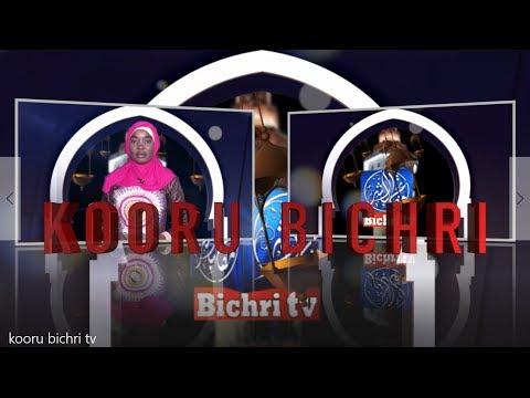 LIVE   Emission Kooru Bichri # 01   Théme: Les jeunes dans la société