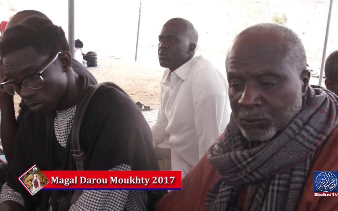 Magal Darou Mouhty 2017| Entretien avec Serigne Mahfouz mom Serigne Kosso Ganar