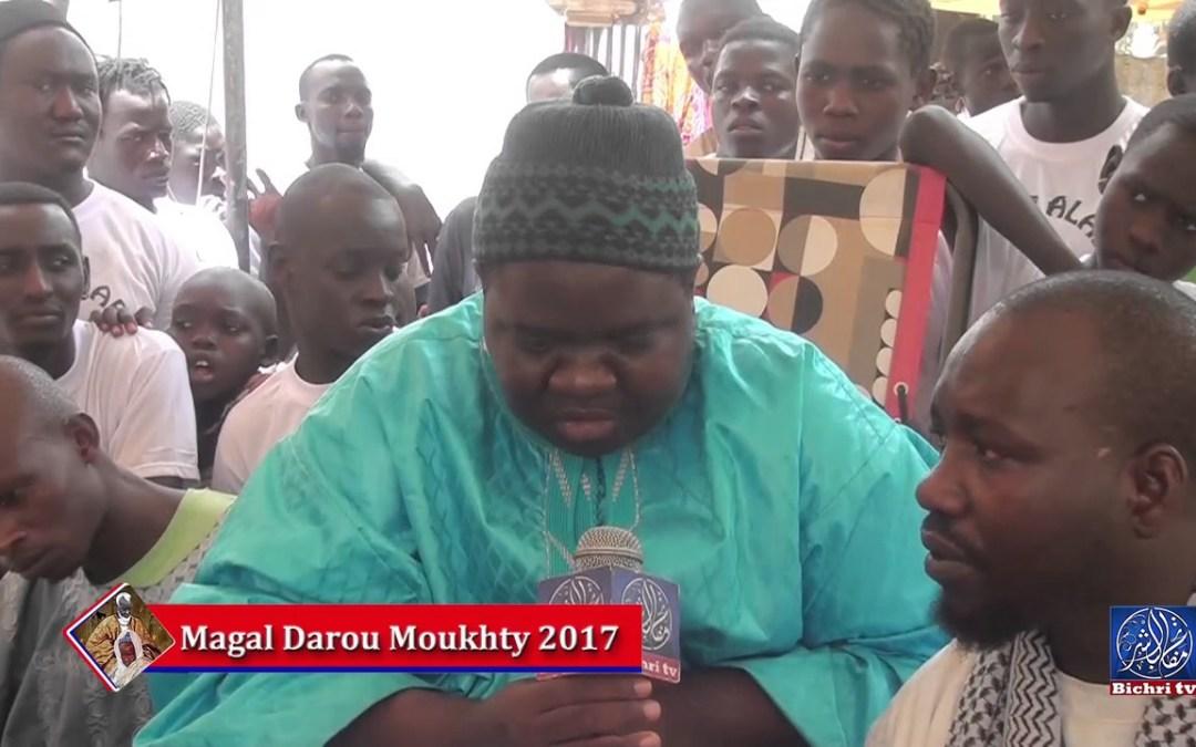 Magal Darou Mouhty 2017   Serigne Djily Mbacke Ibn S Moustapha Mai Mbacke