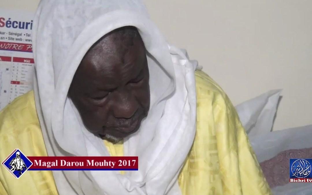 Magal Darou Moukhty 2017 – Ambiance et Ziarra Chez Le Khalif Serigne Abass Mbacke