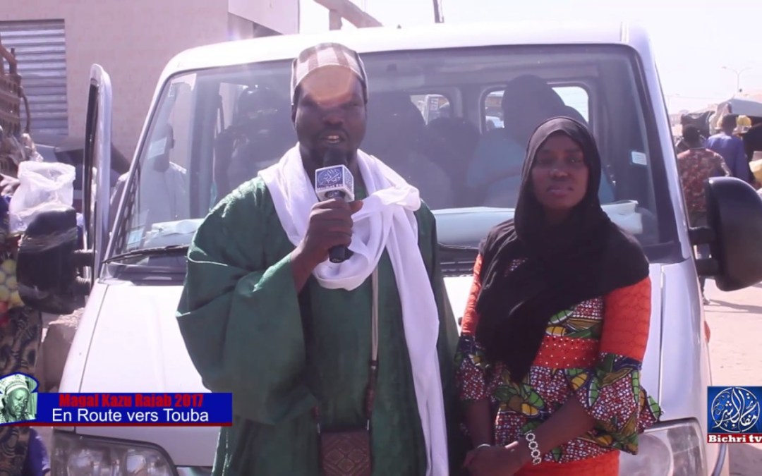 Magal Kazu Rajab 2017 | Team Bichri TV en route vers Touba