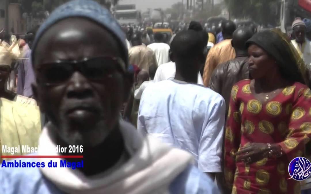 Magal Mbacké Kadior 2016 Ambiances Du Magal et chez le Khalif_Bichri Tv