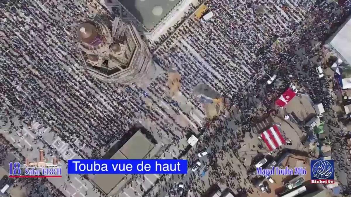 Magal Touba 2016 Vue De Haut Le Jour Bichri Tv Live