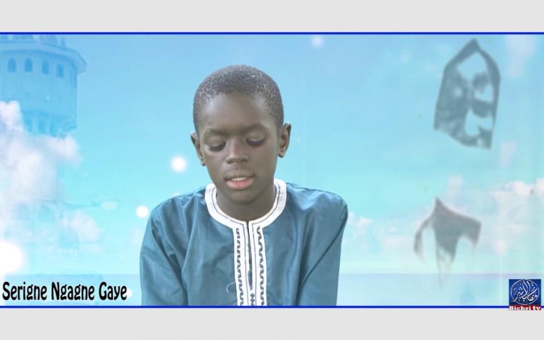 Radiass Khassida Serigne Ngagne Gaye sur Bichri TV