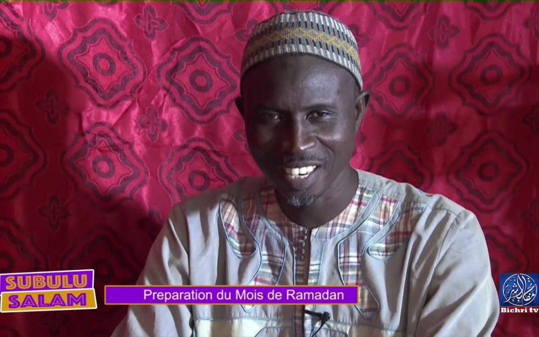 subulu salam | preparation mois de Ramadan So. Diamilatou reçoit Ouztas Sahid Diallo