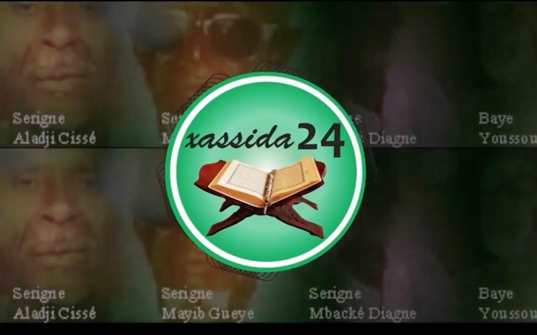 "Xassida 24 du 18/6/17 avec S. Cherif Ly | Khassida ""Ala Inani Usni"" Daju Serigne Abdou Khadr Gassama"