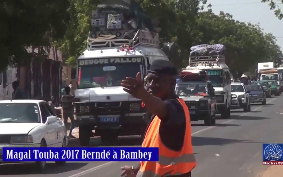 Magal Touba 18 Safar Berndé à Bambey