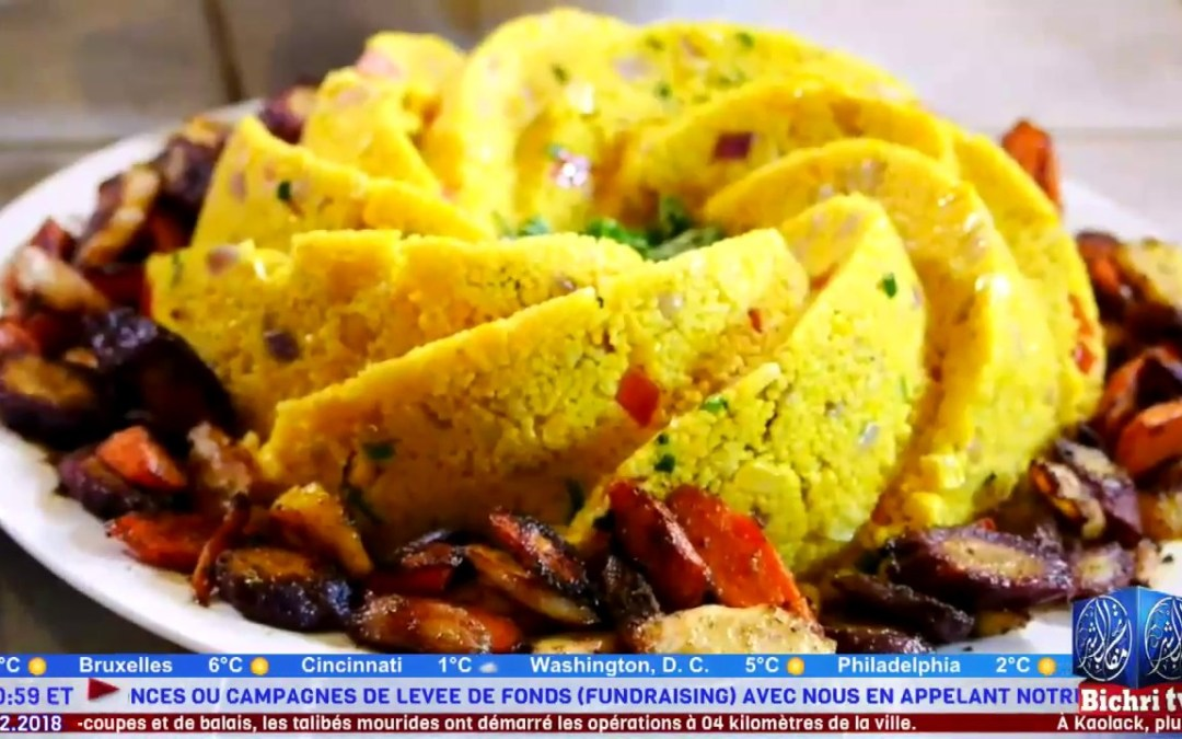 Bernde ak Sokhna Billo #12 Plat: Salade de Couscous aux Côtelettes d'agneau | Dessert: Mini Pavlovas