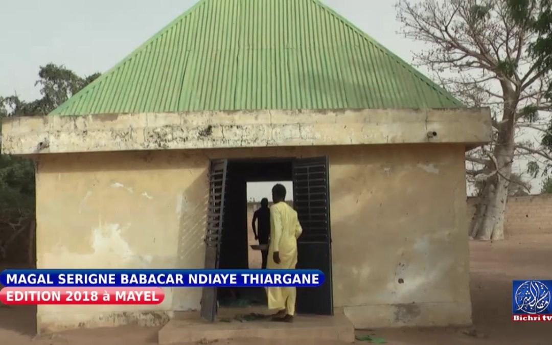 Magal serigne babacar ndiaye Thiargane Reportage