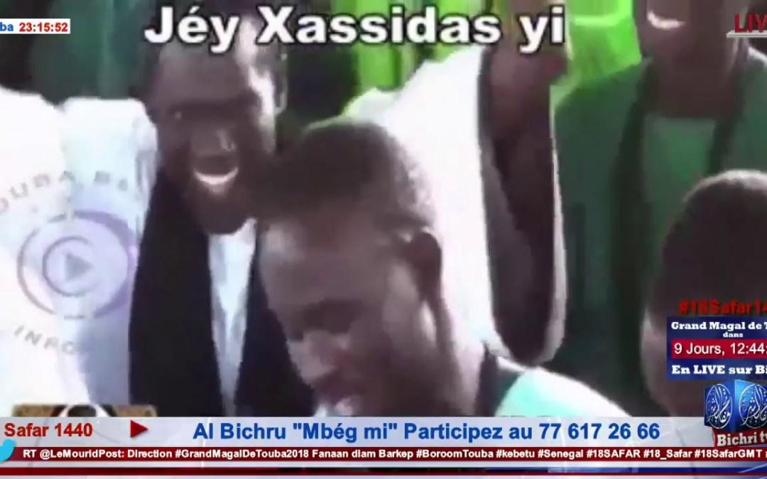 "En Direct de Touba | Safar : Emission Al Bichru ""Mbég mi"" #02"