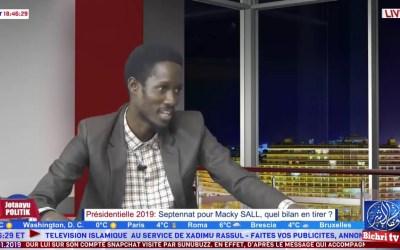 LIVE | Jotaayu Politik Mamadou Cisse reçoit Issa Diop Conseiller Technique du Ministre de la Jeun.