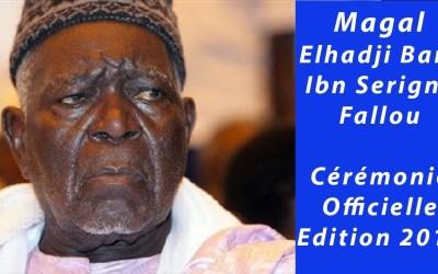 En direct de Touba | Cérémonie Officielle Magal Serigne Elhadj Bara Mbacke Fallilou