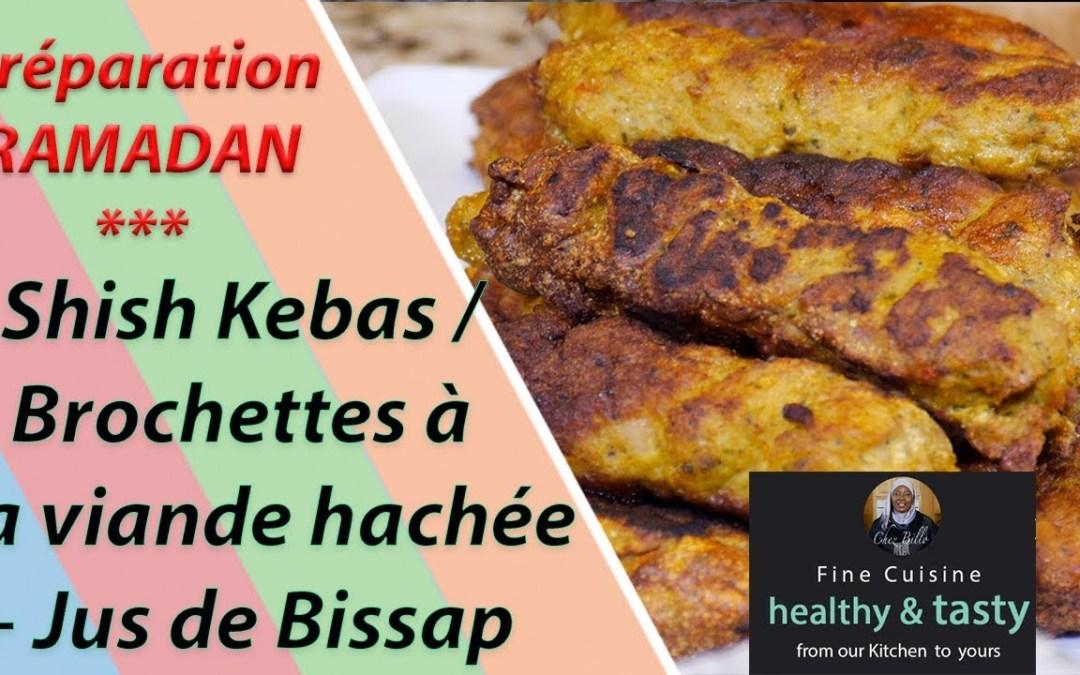 Shish Kebas ou Brochettes à la viande hachée | Bernde ak Sokhna Billo | Saison 3 # 20