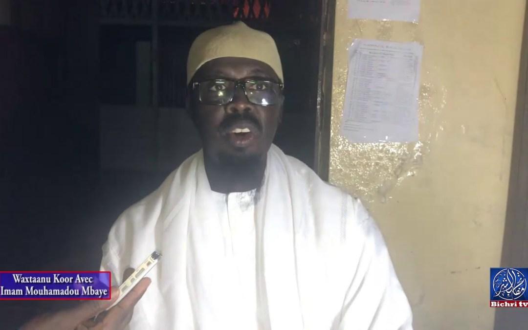 Waxtaanu Koor Avec Imam Mouhamadou Mbaye 21 Yaattu Ak Yaattu Deund