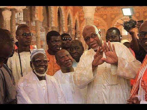 "S. Mountakha Mbacké : ""naniu ko def Kéndal Serigne Touba"" | Inauguration Massalikul 27 Septembre"