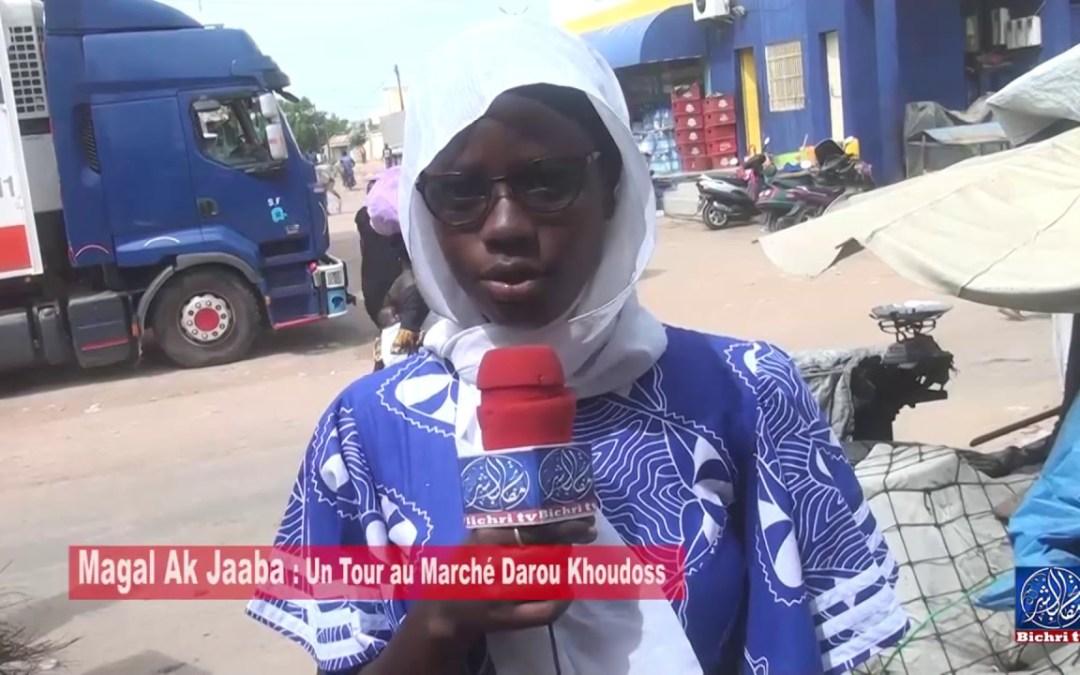 Reportage Magal Ak Jaaba : Hausse de prix de l'oignons dans les  marchés
