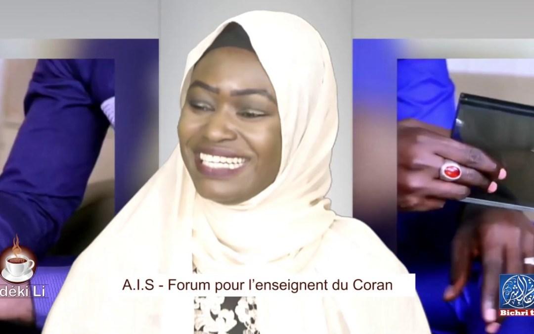 A.I.S – Forum sur l'enseignent du Coran au Sénégal le 22 Fevrier 2020 au Radisson-Dakar