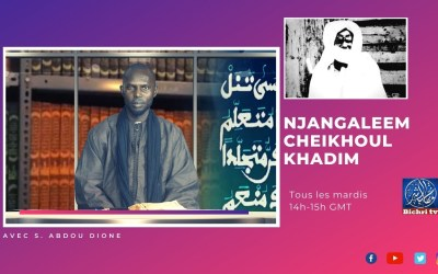 LIVE   Njangaleem cheikhoul khadim   Tome 4 Tazawudu Chubaan part #05