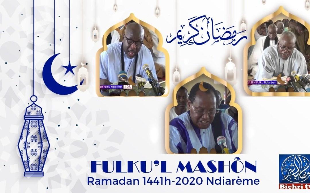 LIVE Diourbel   Fulku Ndiareme-Diourbel 28e Jour Ramadan 1441h / 2020