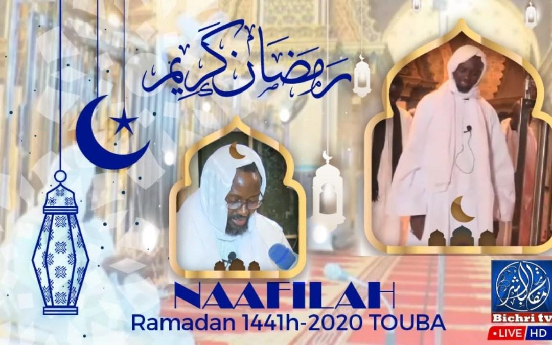 LIVE -Touba   Ramadan 1441h/2020   Nafilah 28e Nuit à la Grande Mosquée de Touba