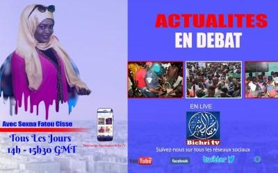 🔴 LIVE   Actualités en Débat   Lundi  29 -juin  2020