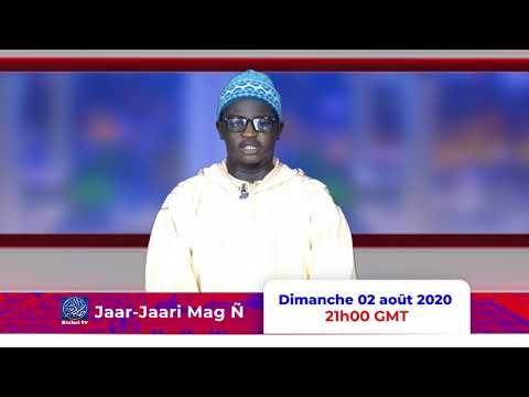 "Jaar-Jaari Mag Ñi "" avec S. Moustapa Sow dimanhe 02 août 2020 l Theme: Mame Mor Anta Saly P2"