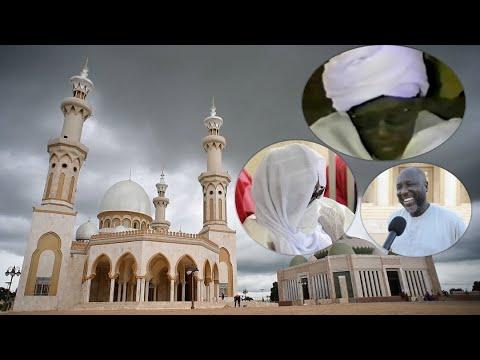 Grand reportage à la grande mosquée de Porokhane construite par Serigne Mountakha Mbacké Bachir