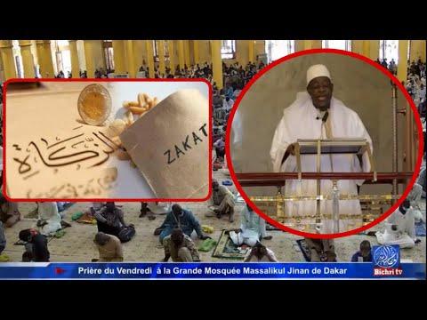 Khoutba: Imam Bassirou Lo thème: Azakat Vend 14 Aout  2020 Massalikoul Djinane