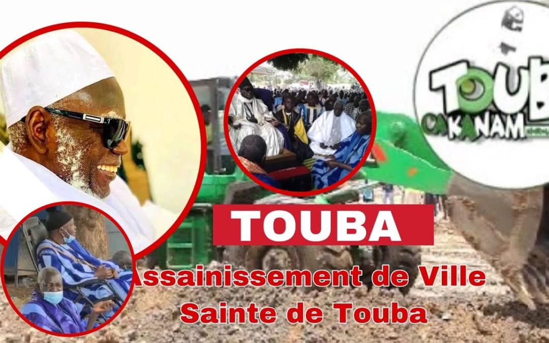Touba Ca Kanam: état d'avancement des assainissements.