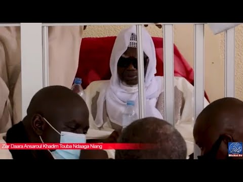 Ziar Daara Ansaroul Khadim Touba Ndaaga Niang Edition 2020