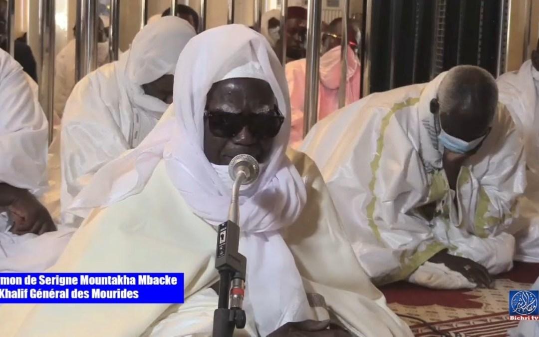 En Direct | Prière du vendredi 11 Sept à la Grande Mosquée de Touba
