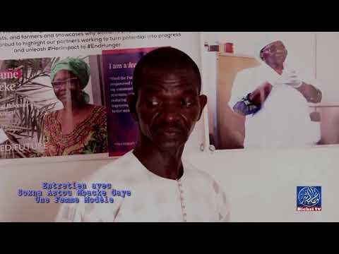 Entretien Avec Sokhna Astou Gaye Mbacke Une Femme Modèle