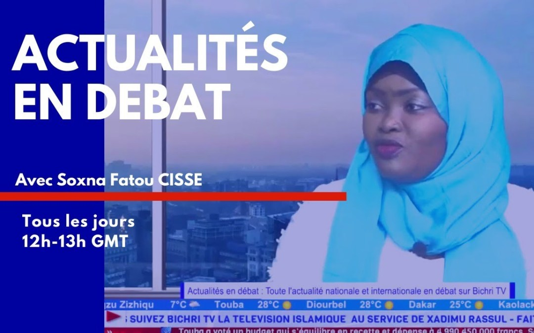 🛑LIVE | Actualite en debat du 09 sept 20