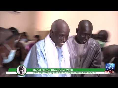 Magal Darou Khoudoss 2020 | Ziar Serigne Moustapha Saliou AK Serigne Abdou Karim MBACKE