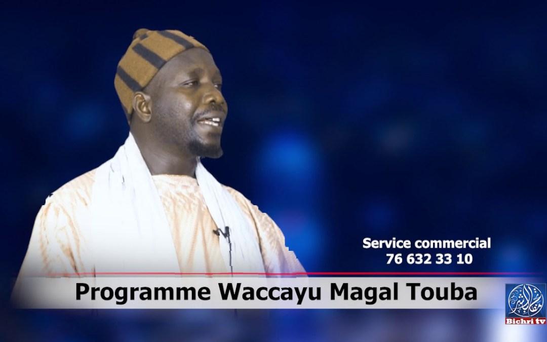 Programme waccayu magal touba Edition 2020