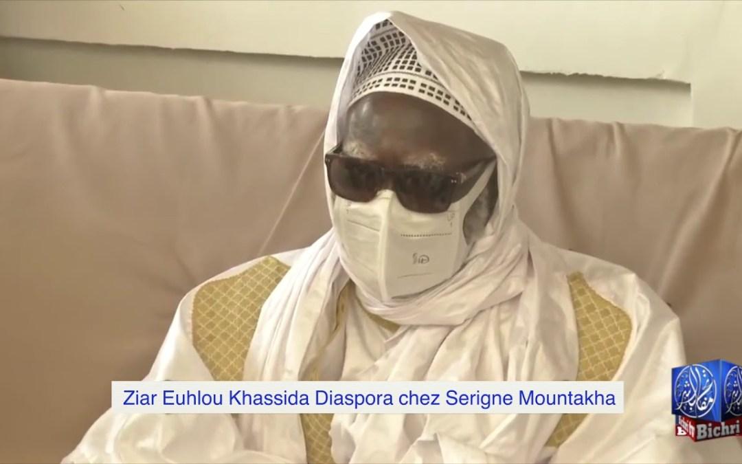 1er Ziar Euhlou Khassida Diaspora, Serigne Mountakha nena….