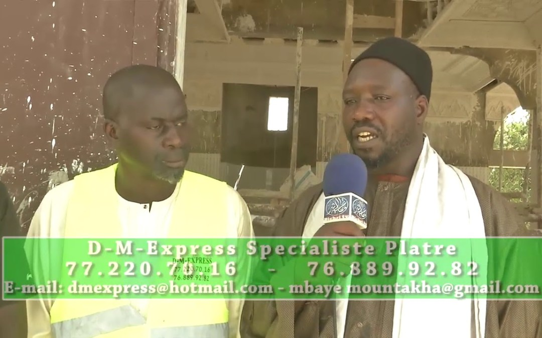 Entretien avec Mountakha Mbaye DG de DM Express