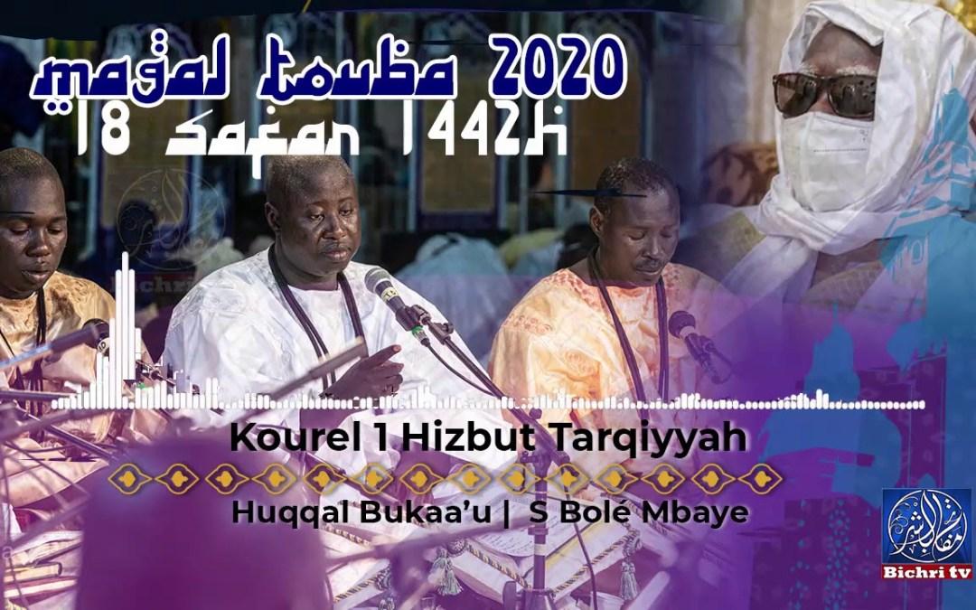 Exclusive Magal 2020 | Huqqa Bukaa'u Serigne Bolé Mbaye Kourel 1 Hizbut Tarqiyyah