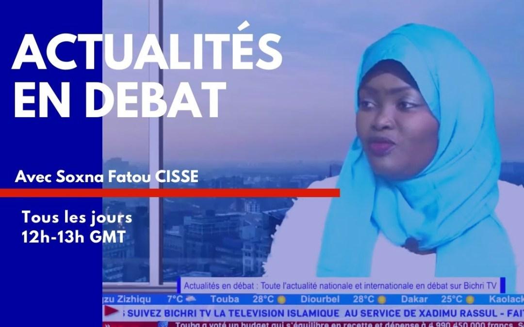 🛑LIVE   Actualite en debat du Mar. 20 oct