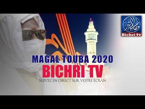 LIVE  TOUBA | Waccay Magal | Théme: Mayi Serigne Touba yi