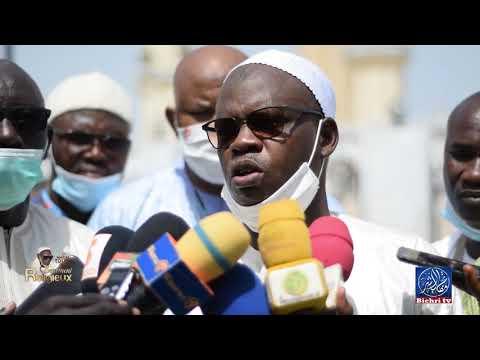 Magal Touba 2020 Ziar du SG DE SENELEC ( Moussa Ndiaye )