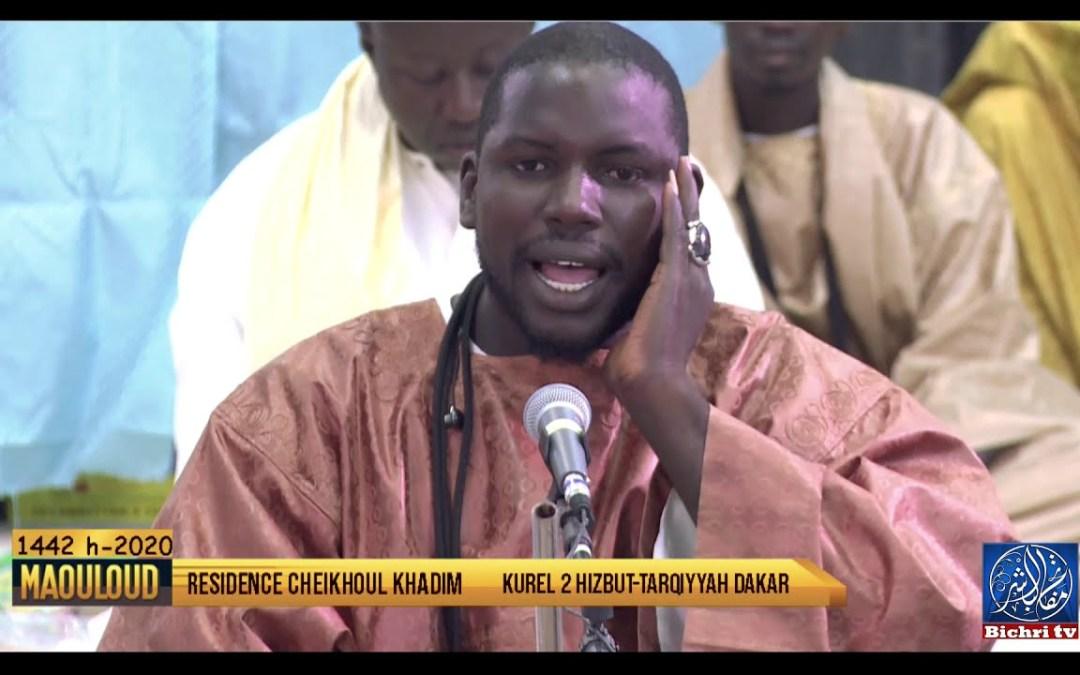 Alal Mountakha Kourel 2 Hizbut Tarqiyah Dakar Gamou 2020