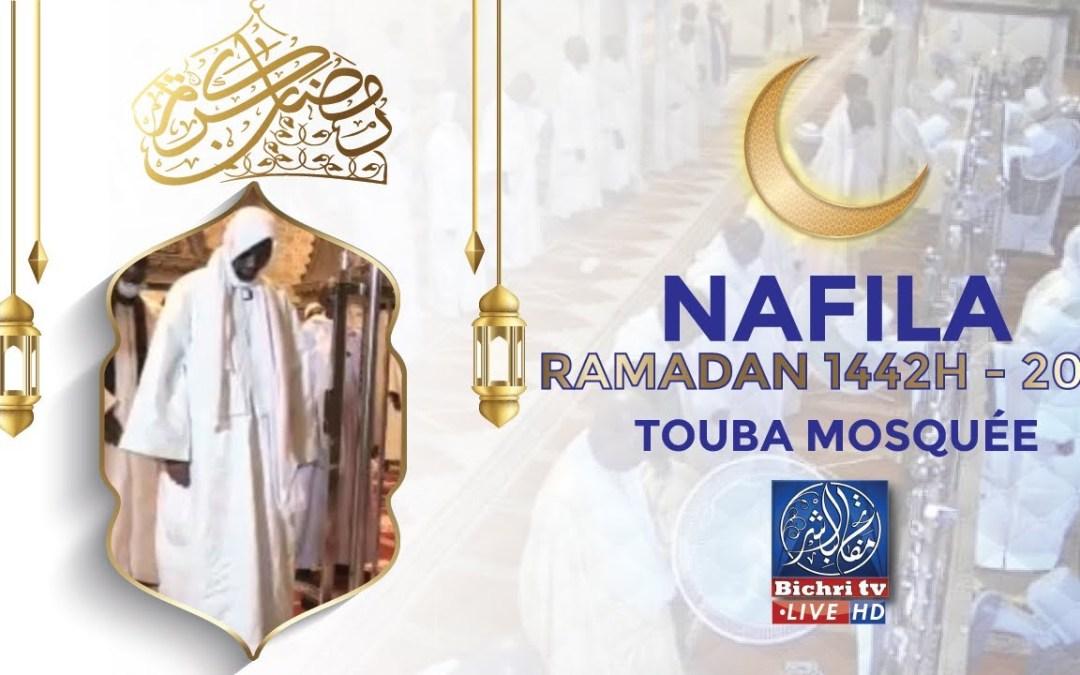 Direct Touba: Nafila 24ème Nuit Ramadan   a la Grande Mosquée de Touba Ramadan 1442H 2021