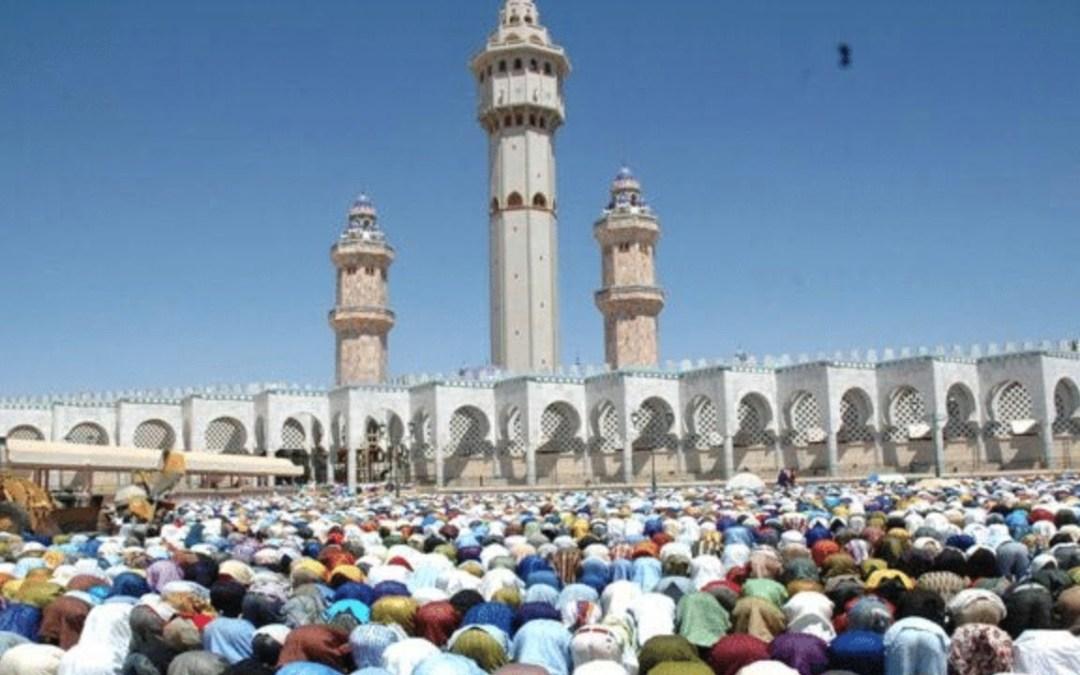 LIVE    Prière du Vendredi à la Grande Mosquée  de Touba Ven. ven. 18 juin  2021