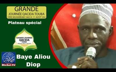 S. Aliou Diop ay leral | waccayu bissu xassida Touba