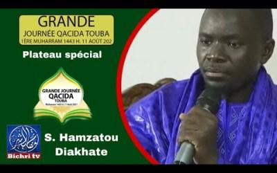 Waxtane S. Hamzatou Diakhate| waccayu bisu xassida Touba